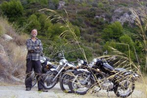 Royal Enfield Bullet, Guided Tours, Spain