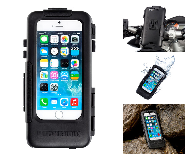 iPhone-6-Waterproof-Tough-Mount-Case-Front-View